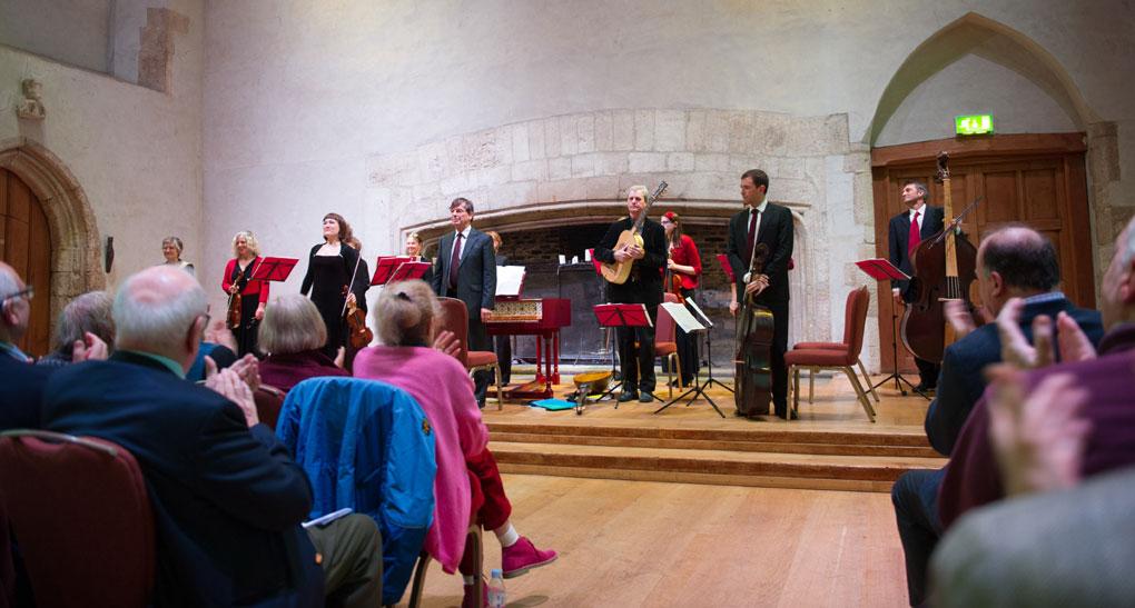Devon Baroque Concert Diary