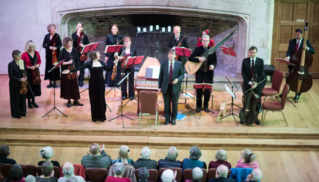 Devon Baroque Concert Reviews
